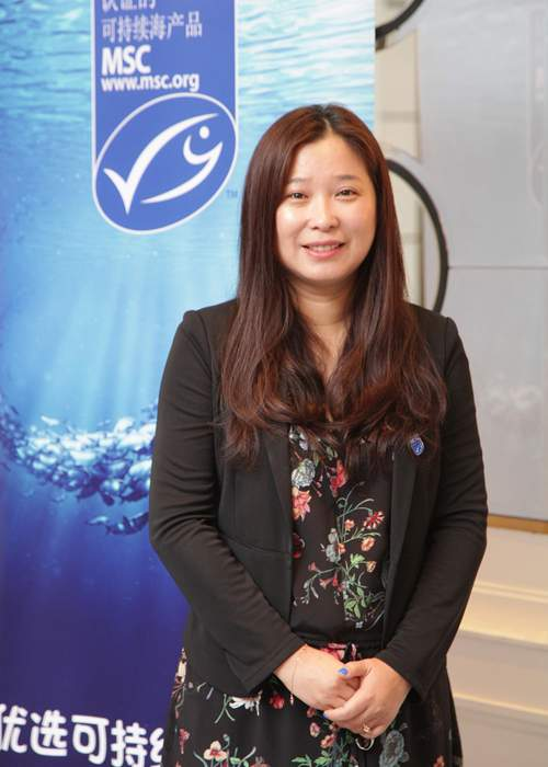 Dr An Yan, MSC Program Director, China